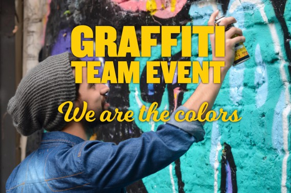Graffiti Team - Event