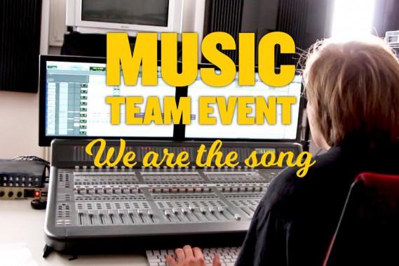 Music Team - Event